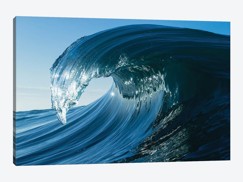 Waves In The Pacific Ocean, Laguna Beach, California, USA I by Panoramic Images 1-piece Canvas Art Print