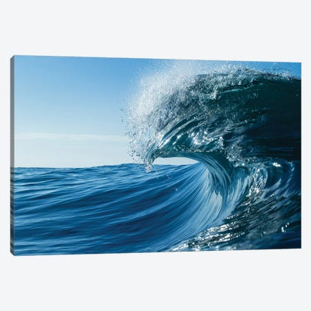 Waves In The Pacific Ocean, Laguna Beach, California, USA II Canvas Print #PIM15046} by Panoramic Images Canvas Art Print