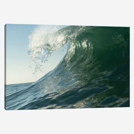 Waves In The Pacific Ocean, Laguna Beach, Orange County, California, USA Canvas Print #PIM15047} by Panoramic Images Canvas Print