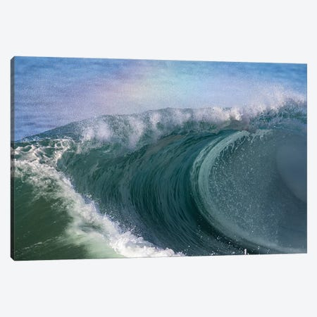 Waves In The Pacific Ocean, Newport Beach, Orange County, California, USA I Canvas Print #PIM15048} by Panoramic Images Canvas Art