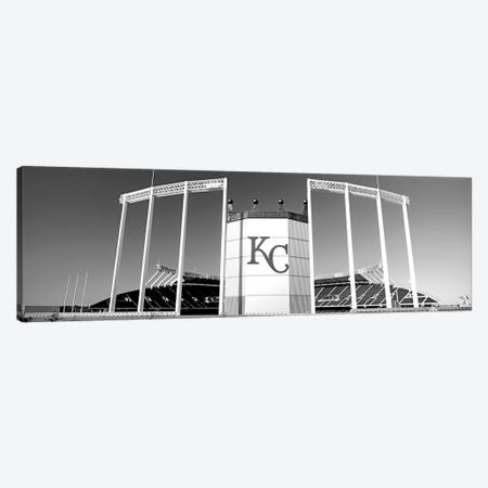 Baseball Stadium, Kauffman Stadium, Kansas City, Missouri, USA Canvas Print #PIM15082} by Panoramic Images Canvas Wall Art