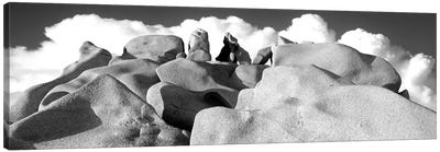 Boulders, Lands End, Cabo San Lucas, Baja California Sur, Mexico Canvas Art Print