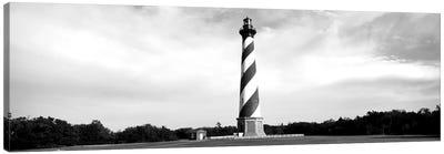 Cape Hatteras Lighthouse, Outer Banks, Buxton, North Carolina, USA Canvas Art Print