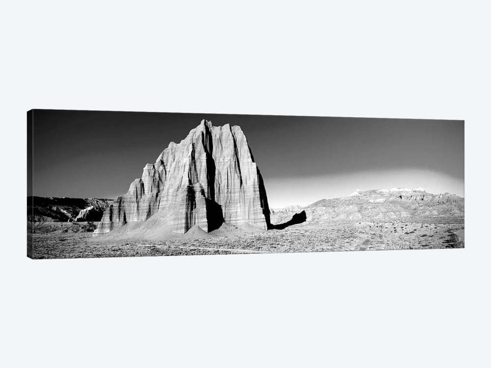 Cliff In Capitol Reef National Park Against Blue Sky, Utah, USA by Panoramic Images 1-piece Art Print