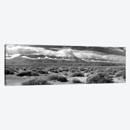 Death Valley Landscape, Panamint Range, Death Valley National Park, Inyo County, California, USA Canvas Print #PIM15120} by Panoramic Images Canvas Art Print