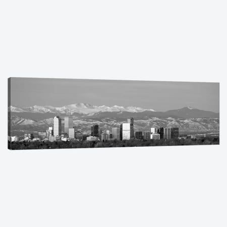 Denver, Colorado, USA Canvas Print #PIM15121} by Panoramic Images Canvas Art Print