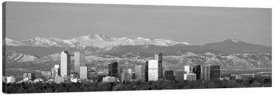 Denver, Colorado, USA Canvas Art Print