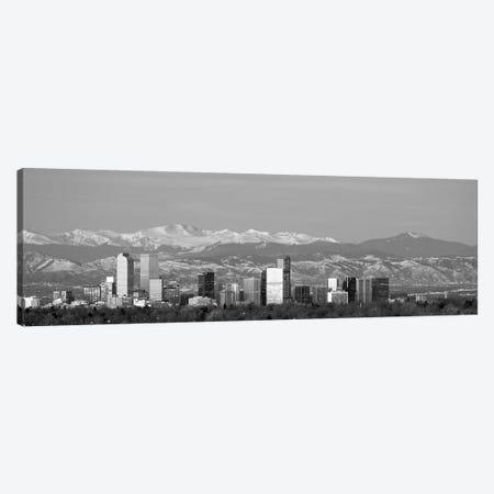 Denver, Colorado, USA Canvas Print #PIM15121} by Panoramic Images Canvas Art Print