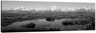 Grand Teton Park, Wyoming, USA I Canvas Art Print