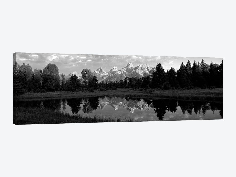Grand Teton Park, Wyoming, USA II by Panoramic Images 1-piece Canvas Wall Art