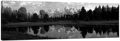 Grand Teton Park, Wyoming, USA II Canvas Art Print