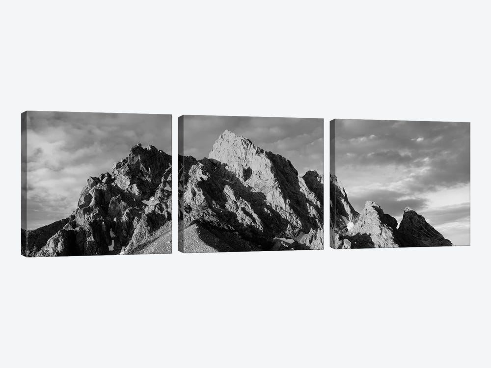 Grand Teton Park, Wyoming, USA III by Panoramic Images 3-piece Canvas Art Print