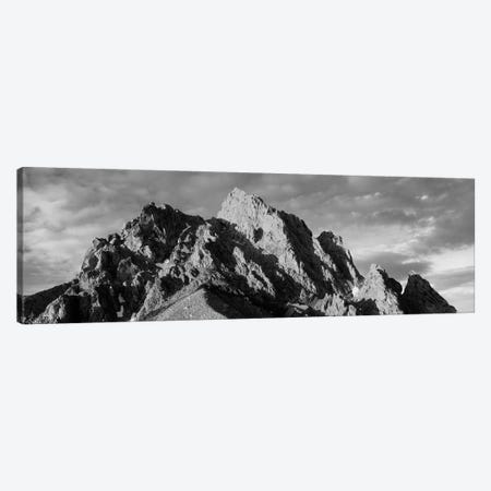 Grand Teton Park, Wyoming, USA III Canvas Print #PIM15139} by Panoramic Images Canvas Wall Art