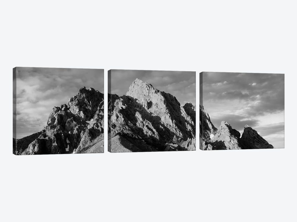 Grand Teton Park, Wyoming, USA III by Panoramic Images 3-piece Canvas Art Print