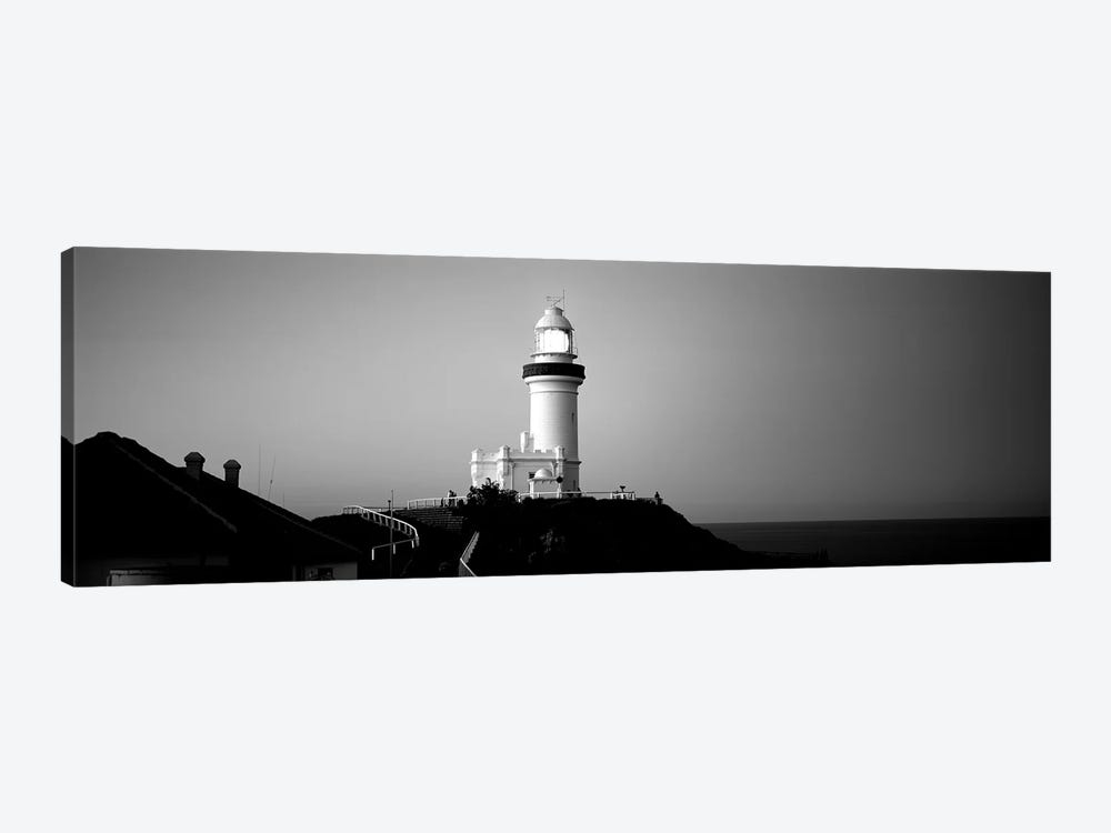Lighthouse At Dusk, Broyn Bay Light House, New South Wales, Australia by Panoramic Images 1-piece Canvas Artwork