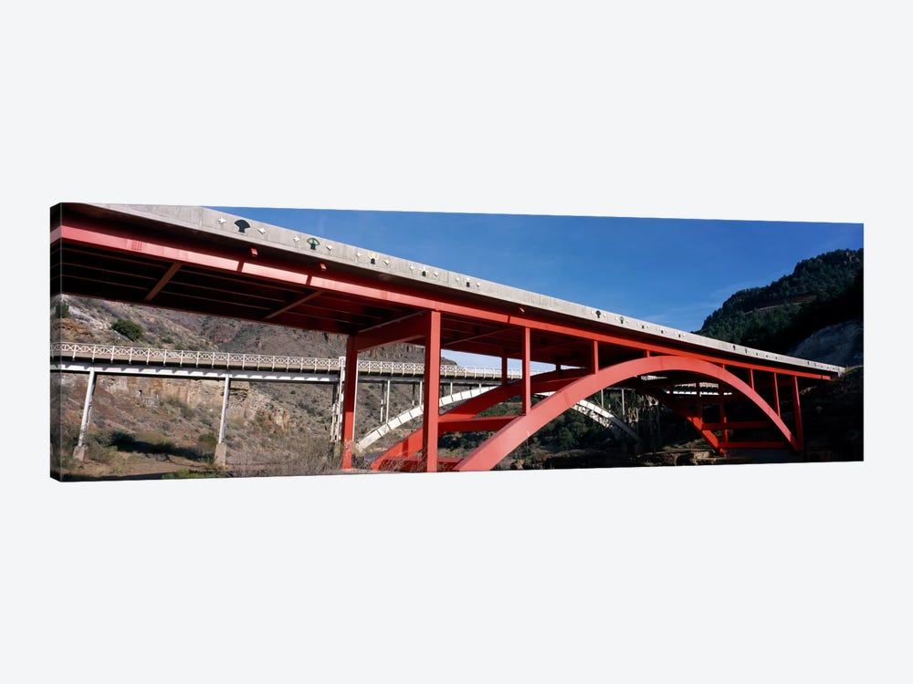 Two bridges San Carlos Indian Reservation AZ USA by Panoramic Images 1-piece Canvas Art