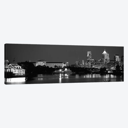 Philadelphia, Pennsylvania, USA Canvas Print #PIM15201} by Panoramic Images Canvas Wall Art