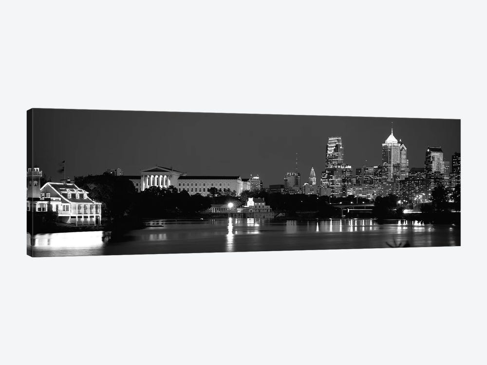Philadelphia, Pennsylvania, USA by Panoramic Images 1-piece Canvas Art