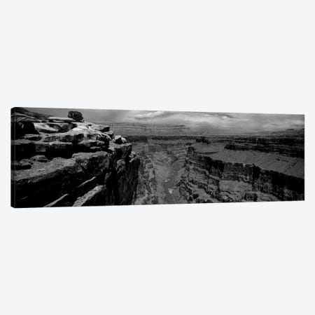 River Passing Through A Canyon, Toroweap Overlook, North Rim, Grand Canyon National Park, Arizona, USA II Canvas Print #PIM15210} by Panoramic Images Canvas Print