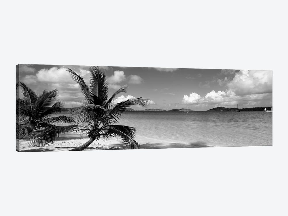 Salomon Beach Us Virgin Islands 1-piece Canvas Art Print