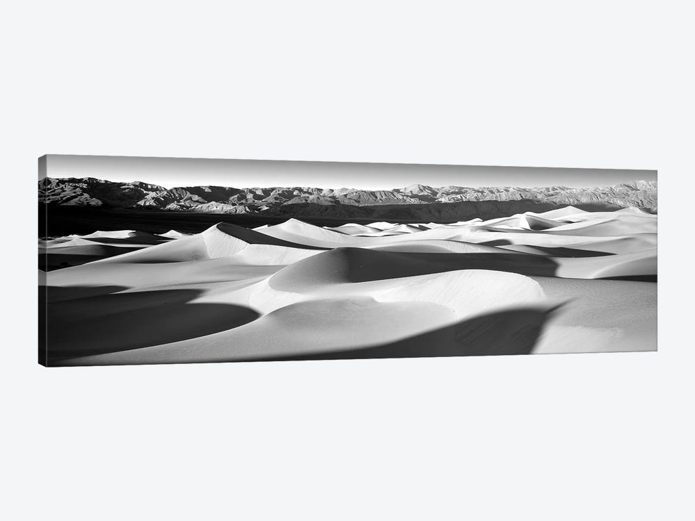 Sand Dunes In A Desert, Death Valley National Park, California, USA by Panoramic Images 1-piece Canvas Print