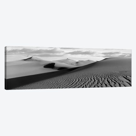 Sand Dunes In A Desert, Great Sand Dunes National Park, Colorado, USA Canvas Print #PIM15221} by Panoramic Images Canvas Wall Art