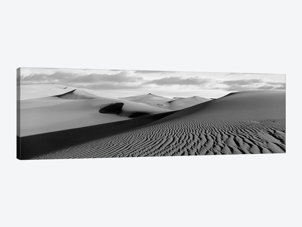 Sand Dunes In A Desert, Great Sand Dunes National Park, Colorado, USA by Panoramic Images 1-piece Canvas Wall Art