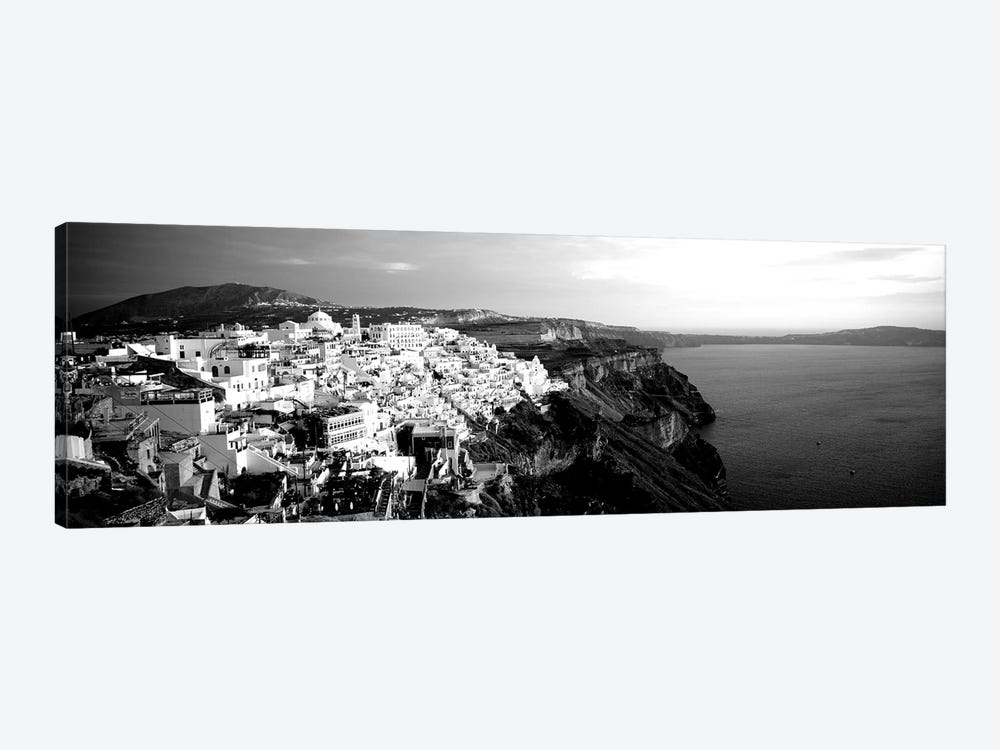 Santorini, Greece by Panoramic Images 1-piece Canvas Art