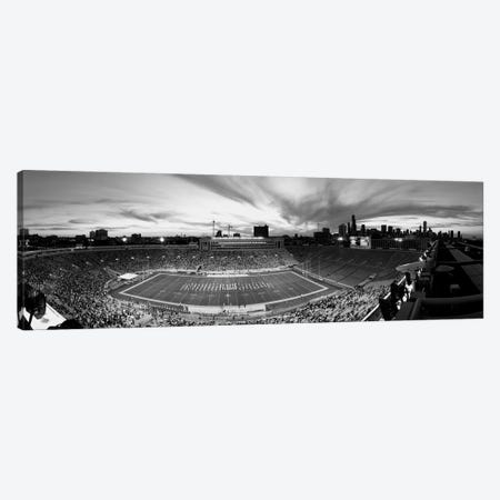 Soldier Field Football Stadium, Chicago, Illinois, USA Canvas Print #PIM15234} by Panoramic Images Canvas Art