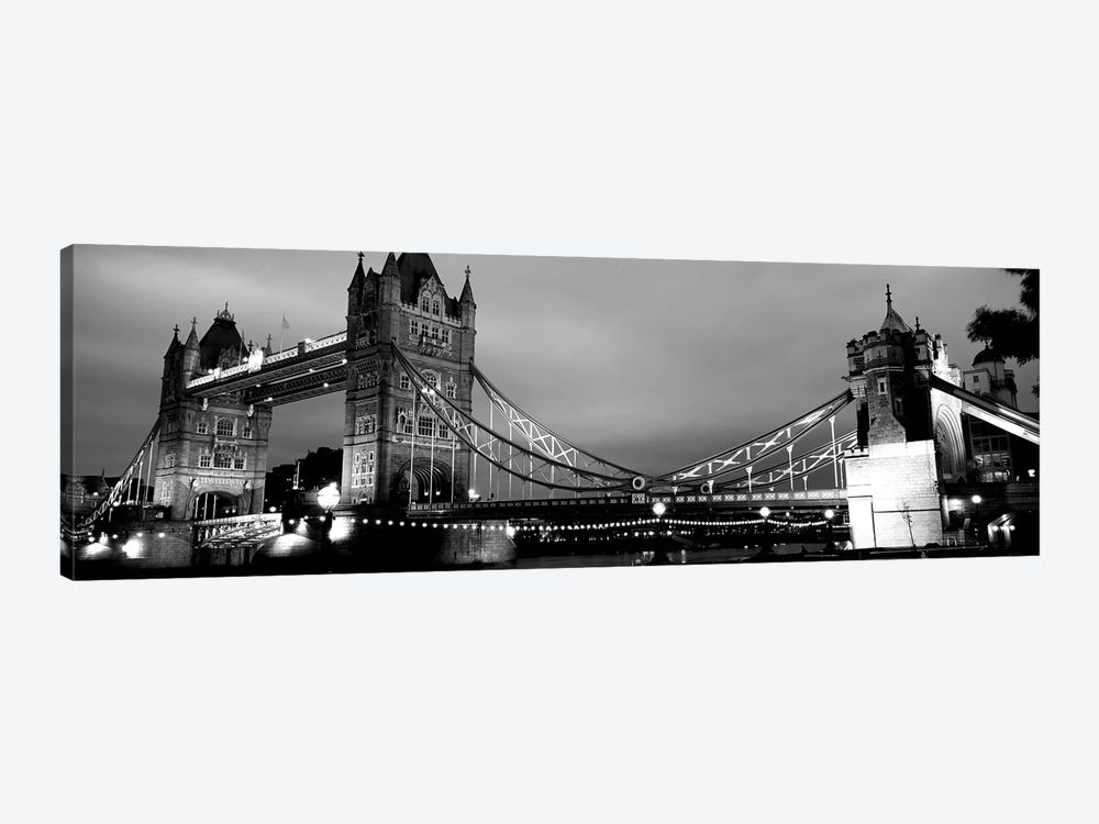 Tower Bridge, London, United Kingdom by Panoramic Images 1-piece Art Print