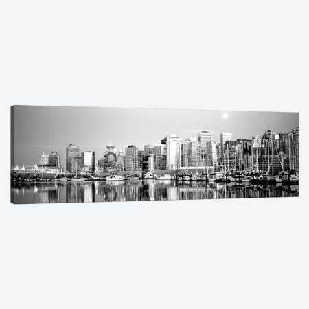 Vancouver, British Columbia, Canada Canvas Print #PIM15262} by Panoramic Images Canvas Wall Art