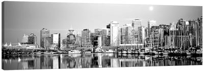 Vancouver, British Columbia, Canada Canvas Art Print