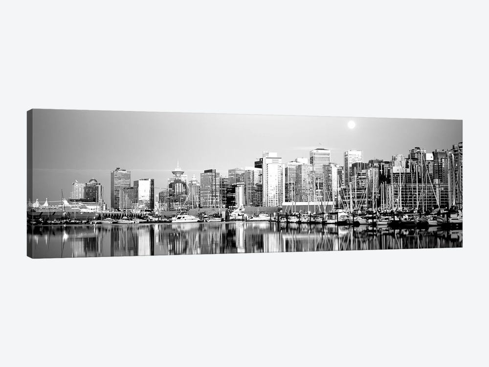 Vancouver, British Columbia, Canada by Panoramic Images 1-piece Art Print