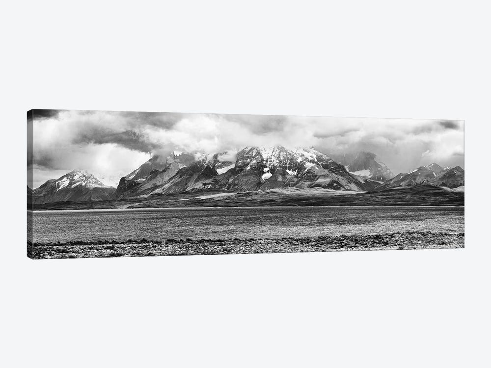 View Of The Sarmiento Lake In Torres Del Paine National Park, Patagonia, Chile by Panoramic Images 1-piece Canvas Wall Art
