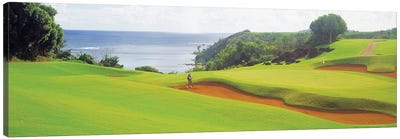 Princeville Golf Course, Kauai, HI, USA Canvas Art Print