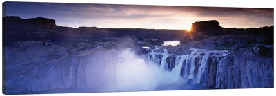 Shoshone Falls, Snake River, ID, USA Canvas Art Print