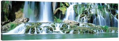 Snake River Waterfall Bonneville County ID USA Canvas Art Print