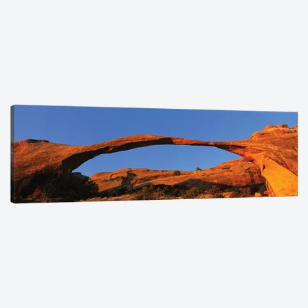 Arches National Park, UT, USA Canvas Print #PIM15292} by Panoramic Images Canvas Print