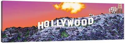 Hollywood Sign CA Canvas Art Print
