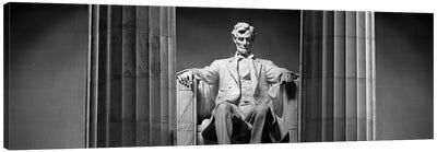 Lincoln Memorial, Washington DC, USA Canvas Art Print