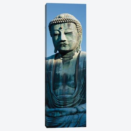 Big Buddha, Daibutsu, Kamakura, Japan Canvas Print #PIM15383} by Panoramic Images Canvas Art Print