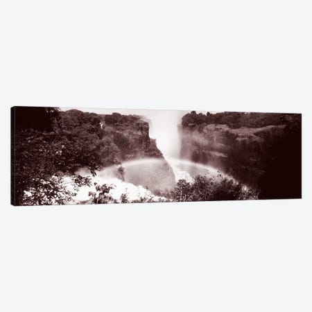 Victoria Falls Zimbabwe Africa Canvas Print #PIM1541} by Panoramic Images Canvas Art