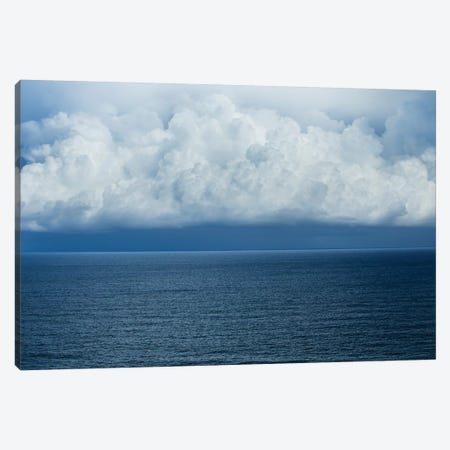 Clouds over the Pacific Ocean, Australia Canvas Print #PIM15455} by Panoramic Images Canvas Wall Art