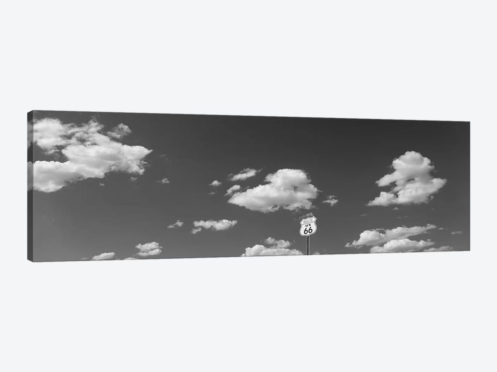 Clouds Route 66 Isleta NM USA by Panoramic Images 1-piece Canvas Artwork