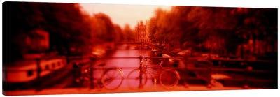 Hallucinogenic View, Amsterdam, Netherlands Canvas Print #PIM1549