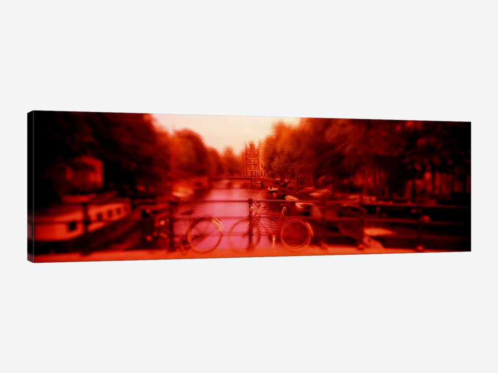 Hallucinogenic View, Amsterdam, Netherlands by Panoramic Images 1-piece Art Print