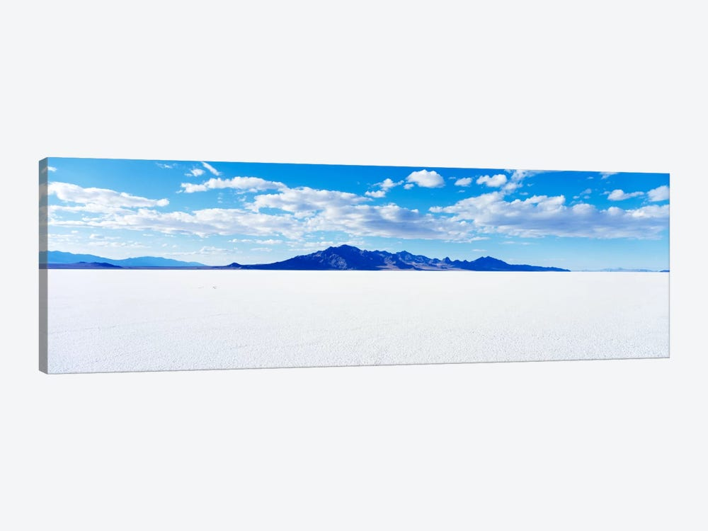 Bonneville Salt Flats, Tooele County, Utah, USA by Panoramic Images 1-piece Art Print