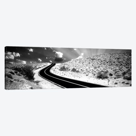 Road, Las Vegas, Nevada, USA Canvas Print #PIM1560} by Panoramic Images Canvas Art