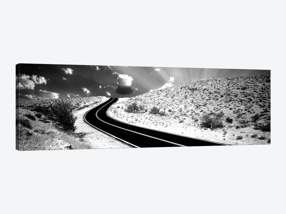 Road, Las Vegas, Nevada, USA by Panoramic Images 1-piece Canvas Artwork
