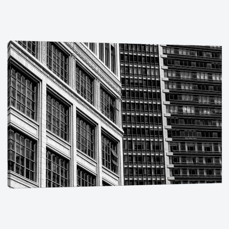 Old and modern building exteriors, San Francisco, California, USA Canvas Print #PIM15619} by Panoramic Images Canvas Print